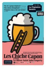 Les Chiche Capon – Le Oliver St. John Gogerty