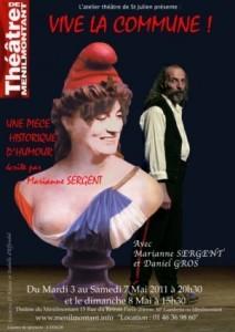 Marianne Sergent – Vive la Commune !