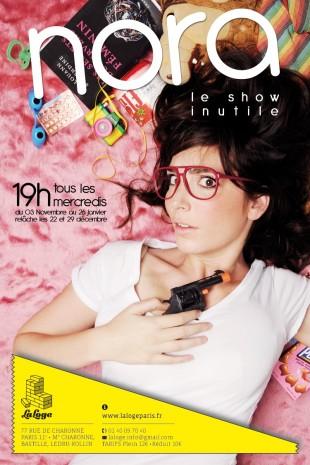 Nora – Le Show inutile