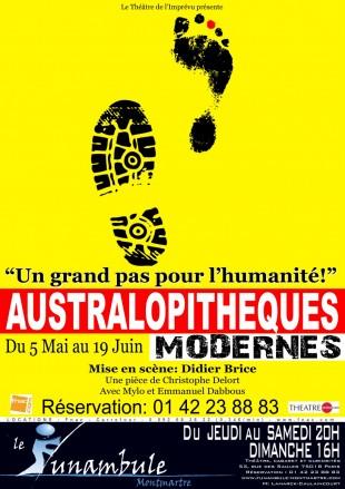 Australopithèques modernes