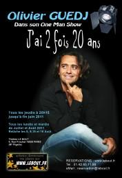 Olivier Guedj – j'ai 2 fois 20 ans