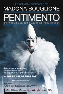 Pentimento – par Madona Bouglione et le Théâtre de l'Olivier