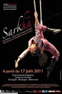 Sarkha – Nouveau cirque tunisien, par la Cie Najma