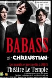 Babass est «Creustian»