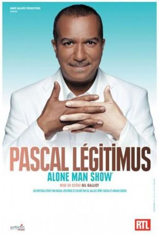 Pascal Légitimus – Alone man show