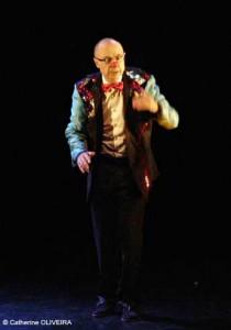 Alain Gautré – Le gai savoir du Clown, conférence drôlatique