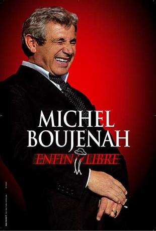 Michel Boujenah – Enfin Libre