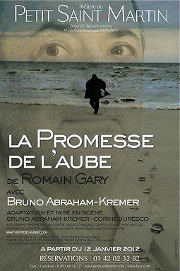 La promesse de l'aube de Romain Gary, par Bruno Abraham-Kremer