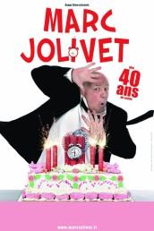 Marc Jolivet fête 41 ans de scène