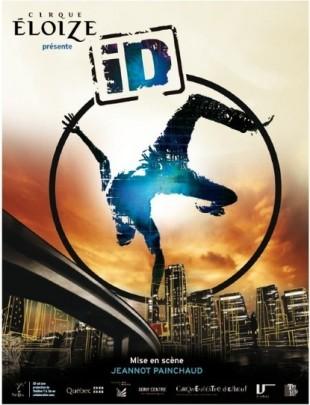 Cirque Eloize – ID, mis en scène par Jeannot Painchaud