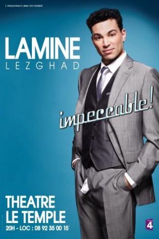 Lamine Lezghad – Impeccable !
