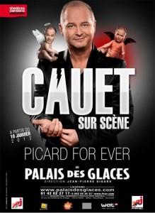 Cauet sur scène – Picard for ever