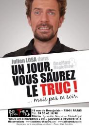 Julien Losa – Un jour, vous saurez le truc !