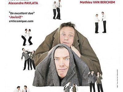 Les Paraconteurs, avec Eric Druel et Mathieu Van Berchem