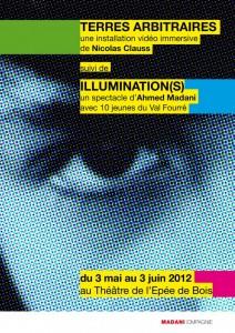 Illumination(s) – Performance spectacle d'Ahmed Madani