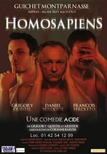 Homosapiens, de Grégory Questel et Aristide