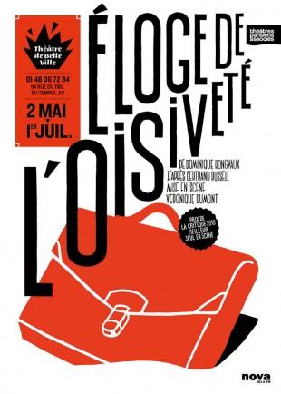Éloge de l'oisiveté de Bertrand Russell, avec Dominique Rongvaux