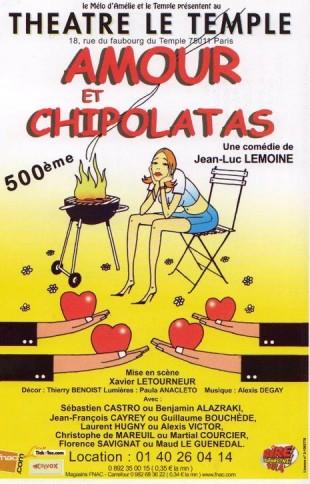 Amour et chipolatas de Jean-Luc Lemoine