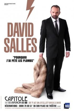 David Salles – Pourquoi j'ai pété les plombs