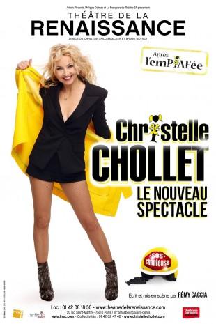 Christelle Chollet  – l'entubée