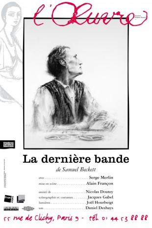 La dernière bande de Beckett par Alain Françon