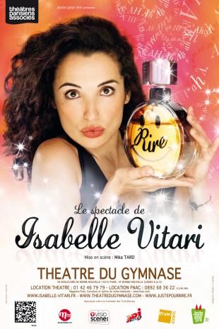 Isabelle Vitari – Rire