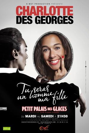 Charlotte des Georges – Tu seras un homme, ma fille
