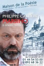 Philippe Caubère – Marsiho