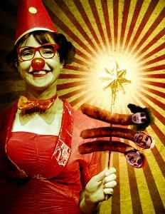Le Noël de Snoutch, show de clown pour enfants par les Têtes d'affiche