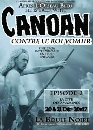 Arnaud Aymard  – Canoan épisode 2 : la cité des Amazones