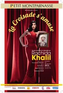 Rachida Khalil – La Croisade s'amuse