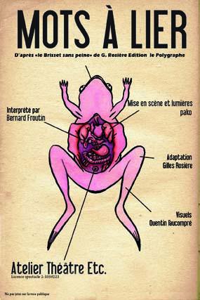 Mots à Lier de Jean-Pierre Brisset
