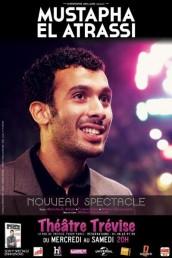 Mustapha El Atrassi – Nouveau spectacle