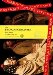 Les clowns de François Cervantes – avec Arletti, Le Boudu et Zig le chien