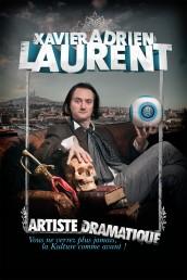 Xavier-Adrien Laurent – Artiste dramatique