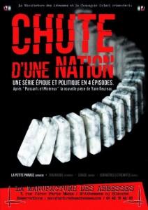 Chute d'une nation, feuilleton en 4 épisodes de Yann Reuzeau