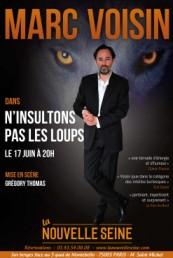 Marc Voisin – N'insultons pas les loups