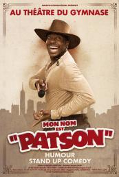 Patson – Mon nom est Patson