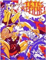 Cirque s'lex'n sueur, trio burlesque par Les têtes d'affiche