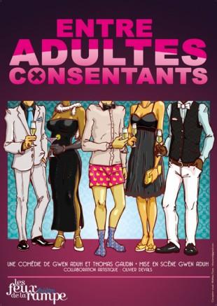 Entre adultes consentants, de Gwen Aduh et Thomas Grandin
