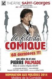 Le fils du comique de Pierre Palmade