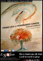 Primo Levi et Ferdinando Camon : Conversations ou Le Voyage d'Ulysse