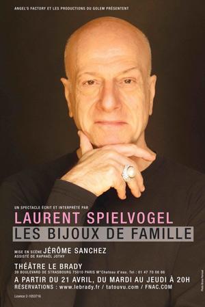 Laurent Spielvogel – Les bijoux de famille