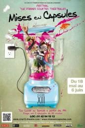 Mises en capsules, festival de formes courtes au Ciné 13 Théâtre