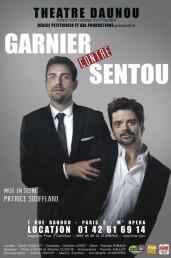 Garnier contre Sentou