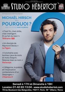 Michael Hirsch – Pourquoi ?