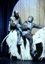 Okidok – Les chevaliers, avec Xavier Bouvier et Benoît Devos