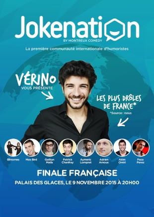 Jokenation – Finale française
