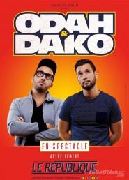 Odah et Dako – impro scénique en musique