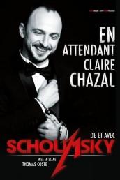 Antoine Schoumsky – En attendant Claire Chazal